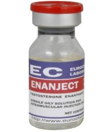EnanJect (Testosterone Enanthate) EUROCHEM, 2500mg/10ml