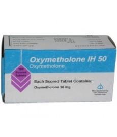 Oxymetholone IH 50, 100 tabs / 50 mg