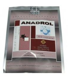 Anadrol (Oxymetholone) Hubei - 50 tabs / 10 mg