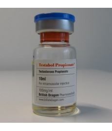Testabol Propionate (Testosterone Propionate) British Dragon, 100 mg / ml, 10ml