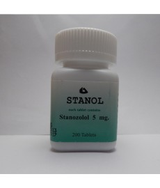 STANOL, (STANOZOLOL) BODY RESEARCH