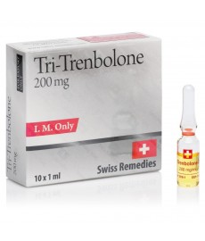 Tri-Trenbolone Swiss Remedies