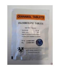 Oxanabol (Oxandrolone) British Dragon, 100 tabs / 10 mg