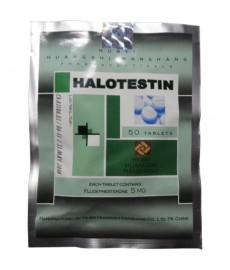 Halotestin (Fluoxymesterone) Hubei, 50 tabs / 5 mg