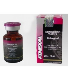 FINEXAL 100, (TRENBOLONE ACETATE) Thaiger Pharma, 100 mg/ml (10 ml)