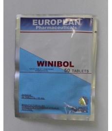 Winibol, Stanozolol, European Pharmaceutical