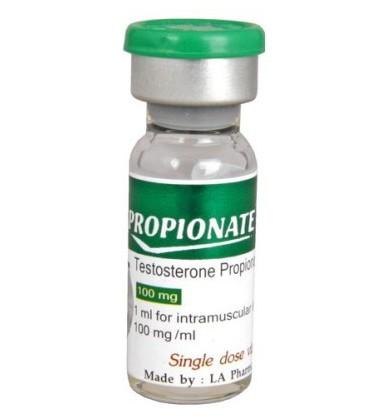 Comprare TESTOSTERONE PROPIONATO La Pharma.