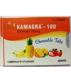 Kamagra - 100 chewable tablets
