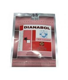 Dianabol Hubei 10mg egy tablettában