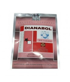 Dianabol Hubei 10mg in een tablet