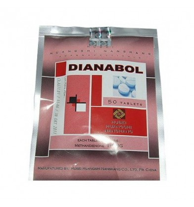 Dianabol Hubei 10mg in one tablet