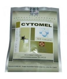 HUBEI Cytomel 50 mcg/tab (50 tablets)