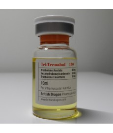 Tri - Trenabol 150, Trenbolone Mix, British Dragon, 150 mg/ml, 10ml