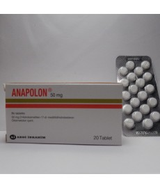 Anapolon (Oxymetholone), 100 tabs / 50 mg