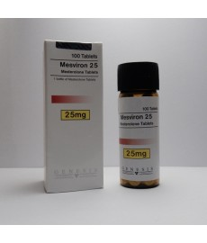 Mesviron 25 (mesterolone) Genesis, 100 tabs / 25mg