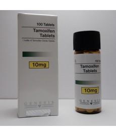 Tamoxifen Citrate Genesis 100 tabs / 10 mg