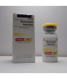 Stanozolol Injection Genesis, 100 mg / ml, 10 ml