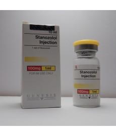 Stanozolol Injection Genesis, 100 mg / ml, 10 ml