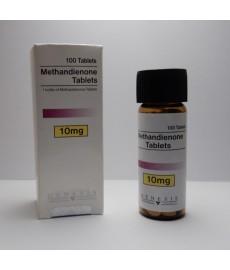 Methandienone Tablets Genesis, 100 tabs / 10 mg