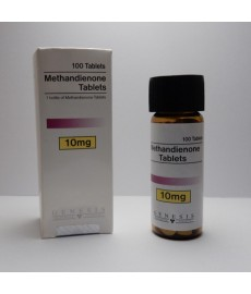 Methandienone Tablets Genesis, 100 tabs / 10 mg