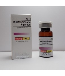 Methandienone Injection Genesis, 100 mg / ml, 10 ml