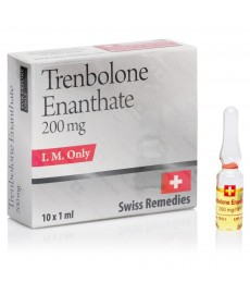 Trenbolone Enanthate Swiss Remedies