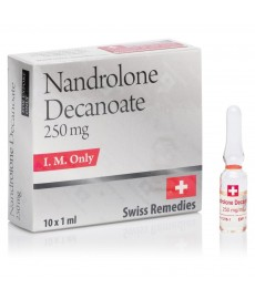 Nandrolon Decanoate Swiss Remedies