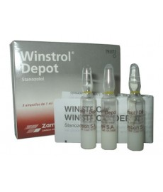 Winstrol Depot, 50 mg/amp, 1 amp