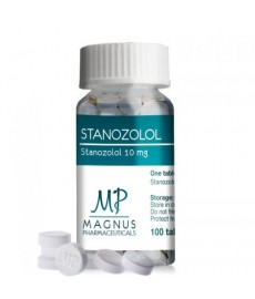 STANOZOLOL Magnus Pharmaceuticals