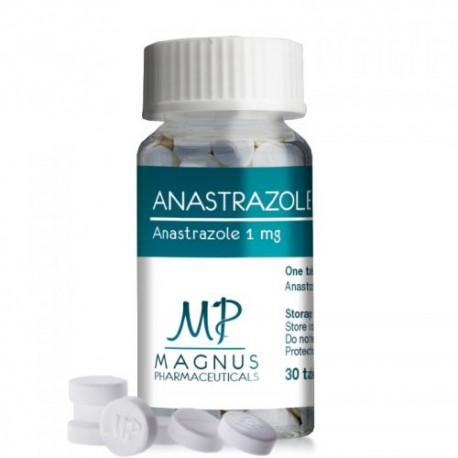 ANASTRAZOLE Magnus Pharmaceuticals