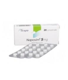 Naposim (Methandienone) Terapia, 100 tabs / 5 mg