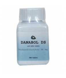 Danabol (Methandienone) DS Body Research, 500 tabs / 10 mg