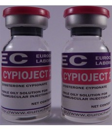 CypioJect (Testosterone Cypionate) EUROCHEM, 2000mg/10ml
