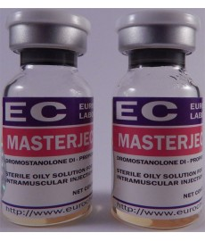 MasterJect (Drostanolone Propionate) Eurochem, 1000mg/10ml