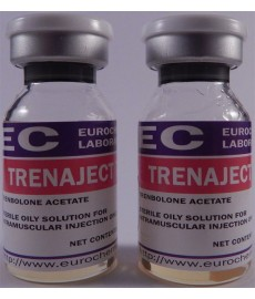 TrenaJect, Trenbolone Acetate, EUROCHEM, 750mg/10ml