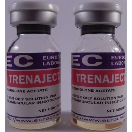 TrenaJect (Trenbolone Acetate) EUROCHEM, 750mg/10ml
