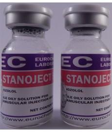 StanoJect, Stanozolol, EUROCHEM, 500mg/10ml