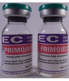 PrimoJect (Methenolone Enanthate) Eurochem, 1000mg/10ml