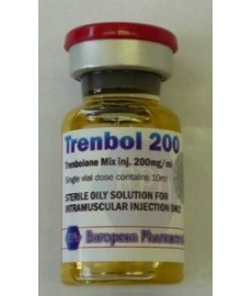 Trenbol 200, Trenbolone Mix, European Pharmaceutical