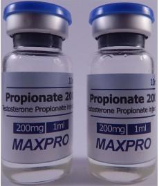 Propionate 200, Max Pro, Testosterone propionate