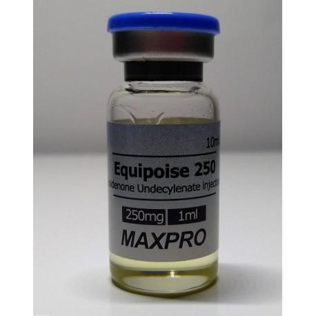 Equipoise (Boldenone Undecylenate) 250 Max Pro, 250 mg / ml, 10 ml