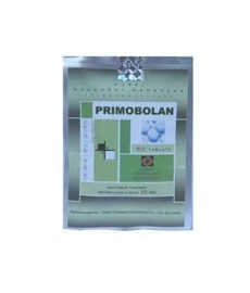 Primobolan (Methenolone Acetate) 50 Tabs x 25 mg